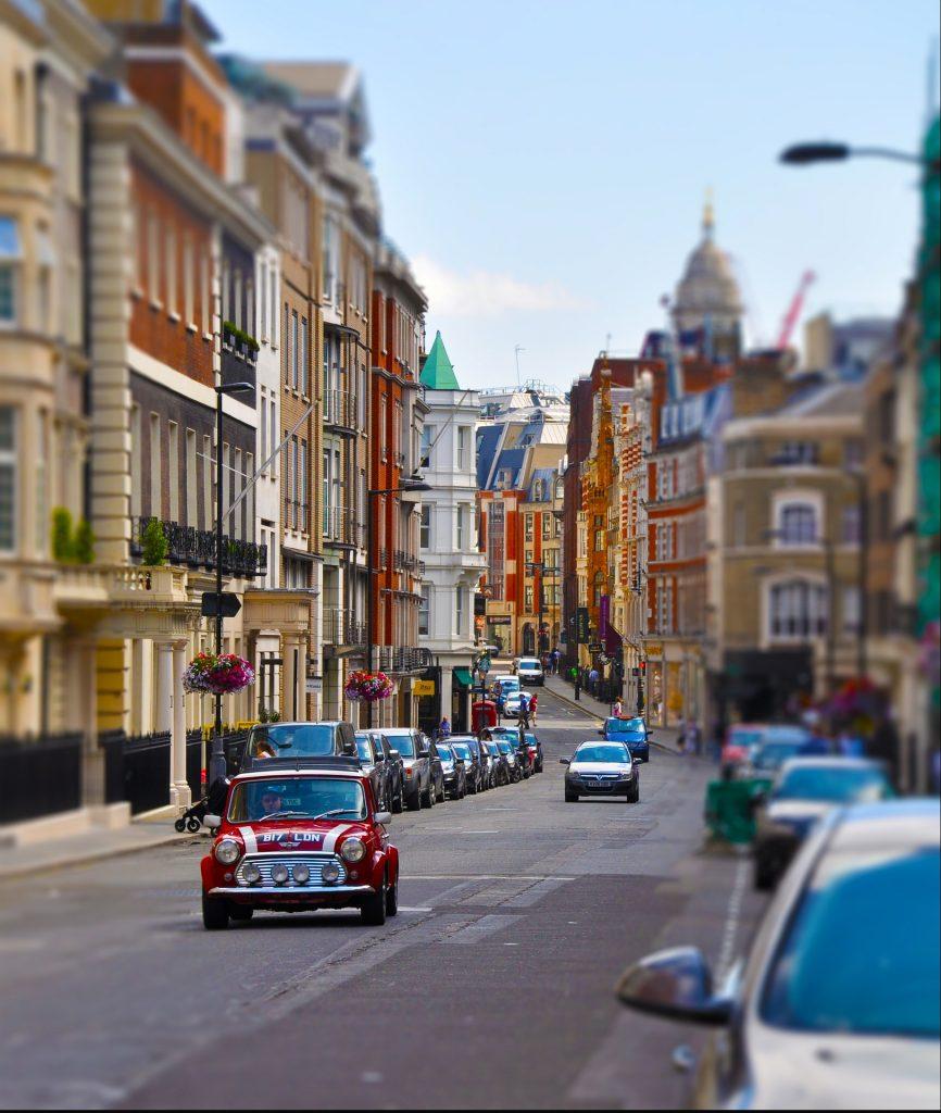 Mini i London